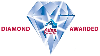 Atlas Canada Diamond Awarded