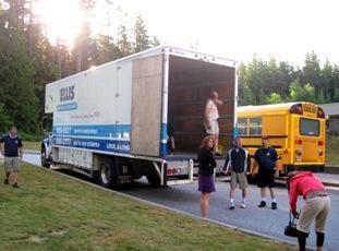 14th Annual Squamish Triathlon Race