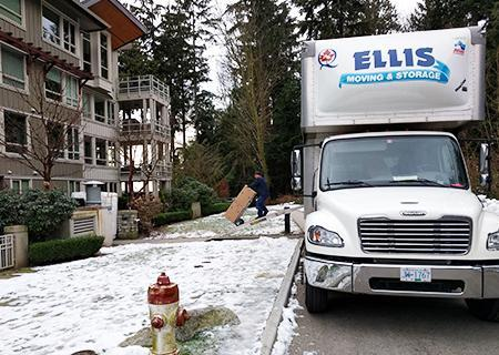 Coquitlam Movers