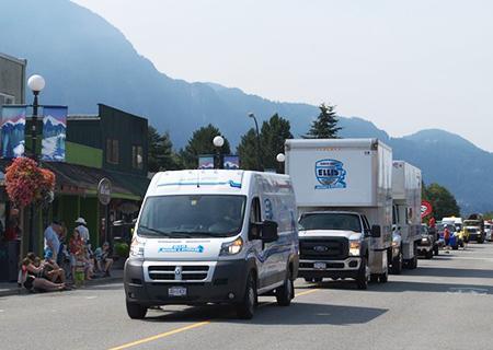 Movers in Squamish, B.C.
